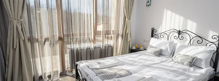 Луксозни хотелски стаи